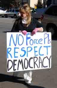 Respect Democracy?